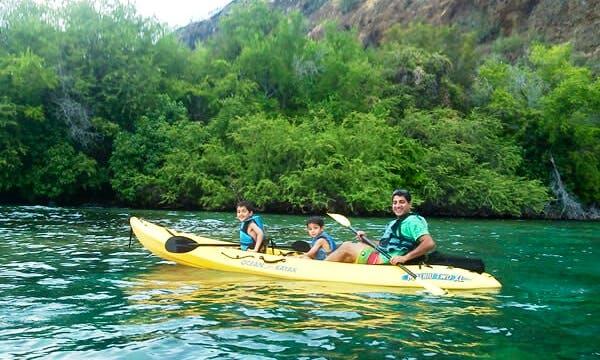 Kayak Rental in Kealakekua, Hawaii