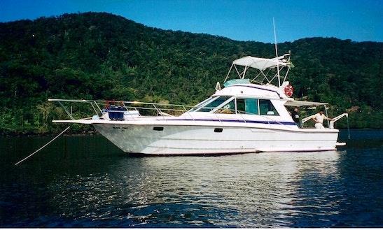 1987 Carbrasmar Motor Yacht Charter In Rio De Janeiro, Brazil