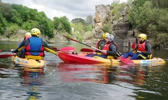 Enjoy Kayak Tour in Vila Nova de Cerveira, Portugal
