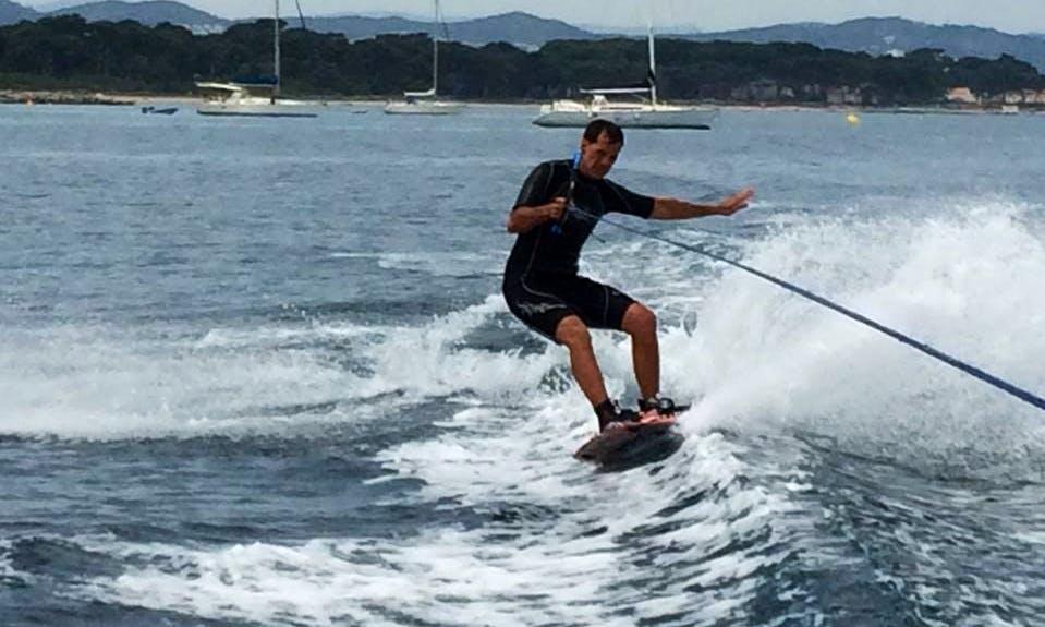 Enjoy Wakeboarding in Carqueiranne, France