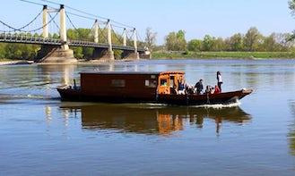 Enjoy Sightseeing in Pays De La Loire, France on Passenger Boat