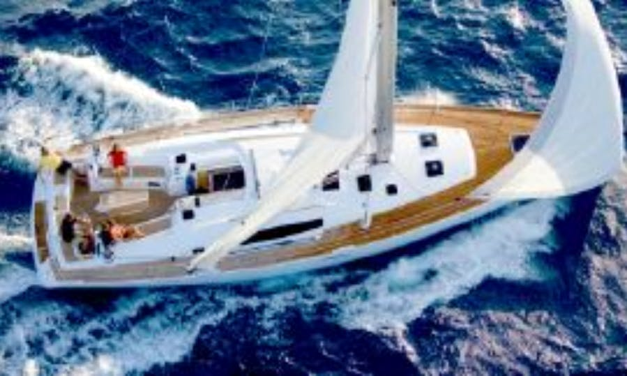 Charter Beneau Oceanis 54 Cruising Monohull in Maltese Islands, Malta