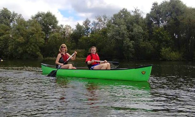 Enjoy Canoe Rentals in Villierstown, Ireland