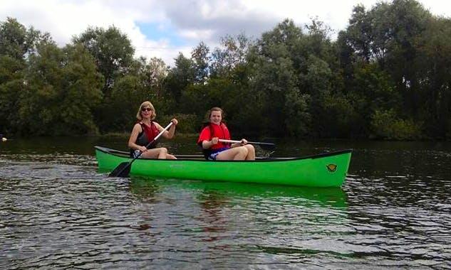 Enjoy Canoe Rentals in Villierstown, Ireland