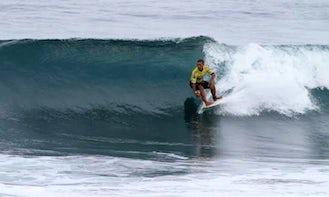 Enjoy Surf Lessons in Keel Beach, Achill Island