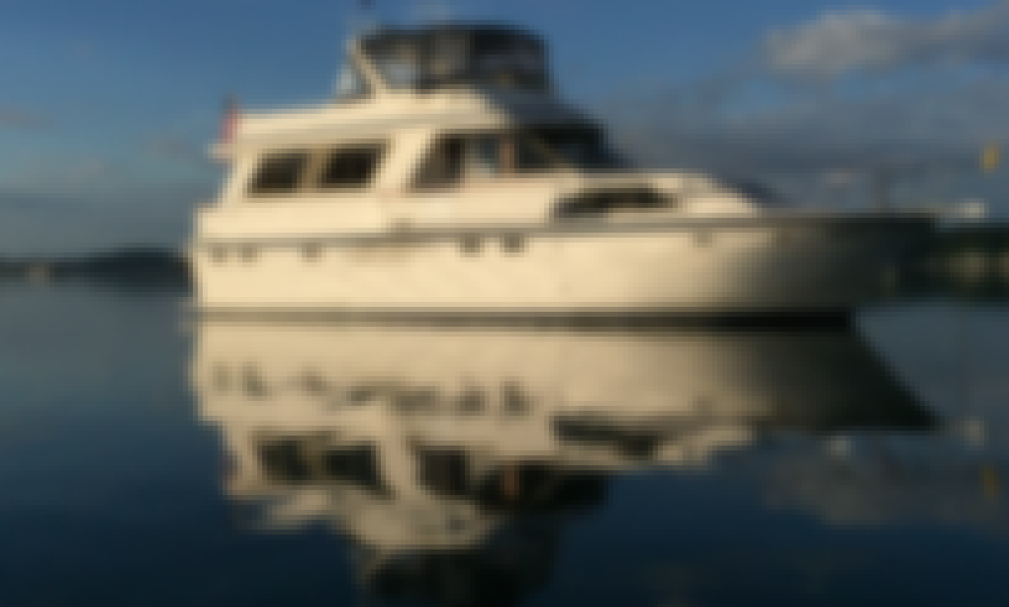 "Charter 52ft ""Kinship"" Jefferson 52 Marquessa Motor Yacht In Anacortes, Washington"