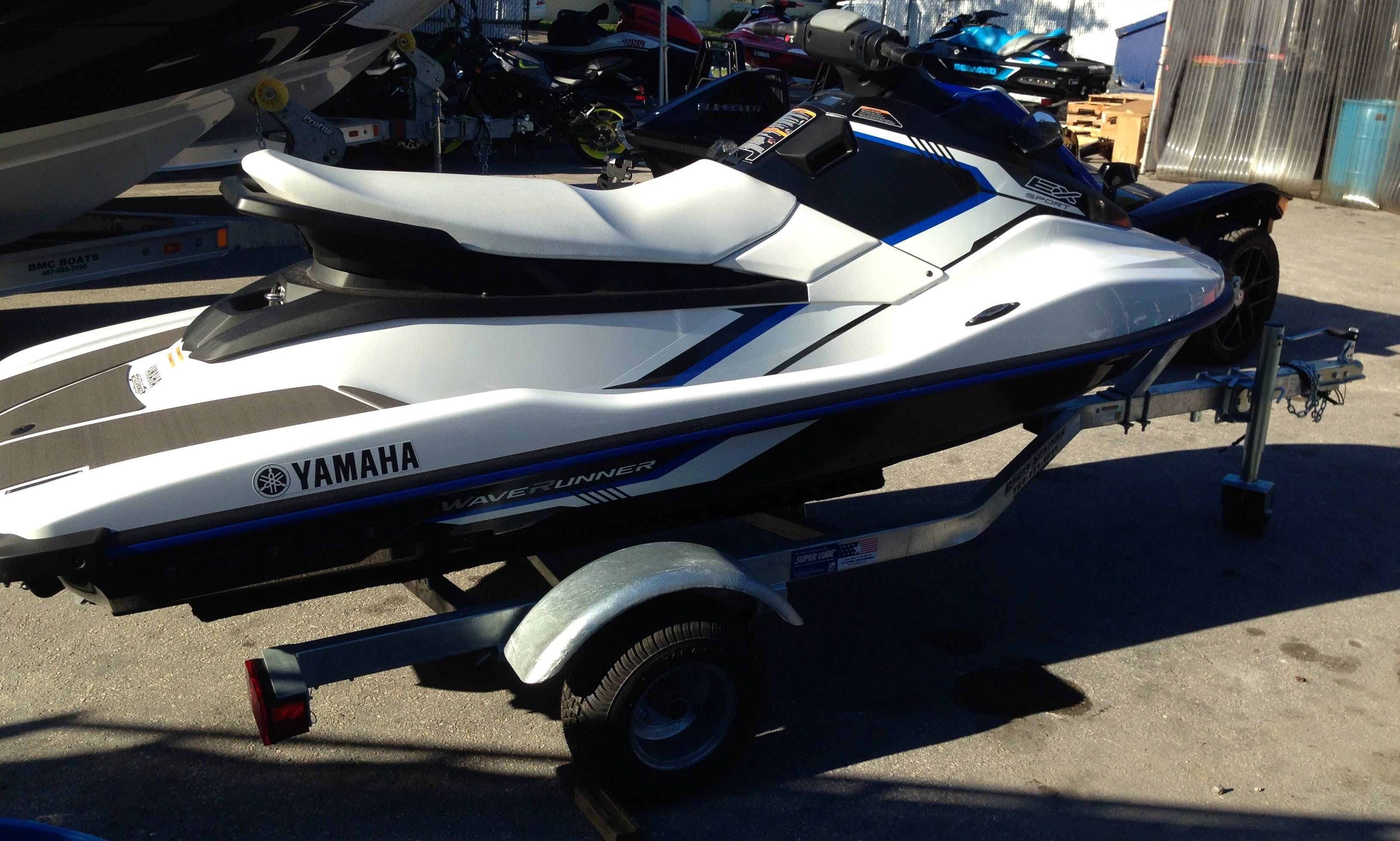 Jet Ski for rent in Kissimmee