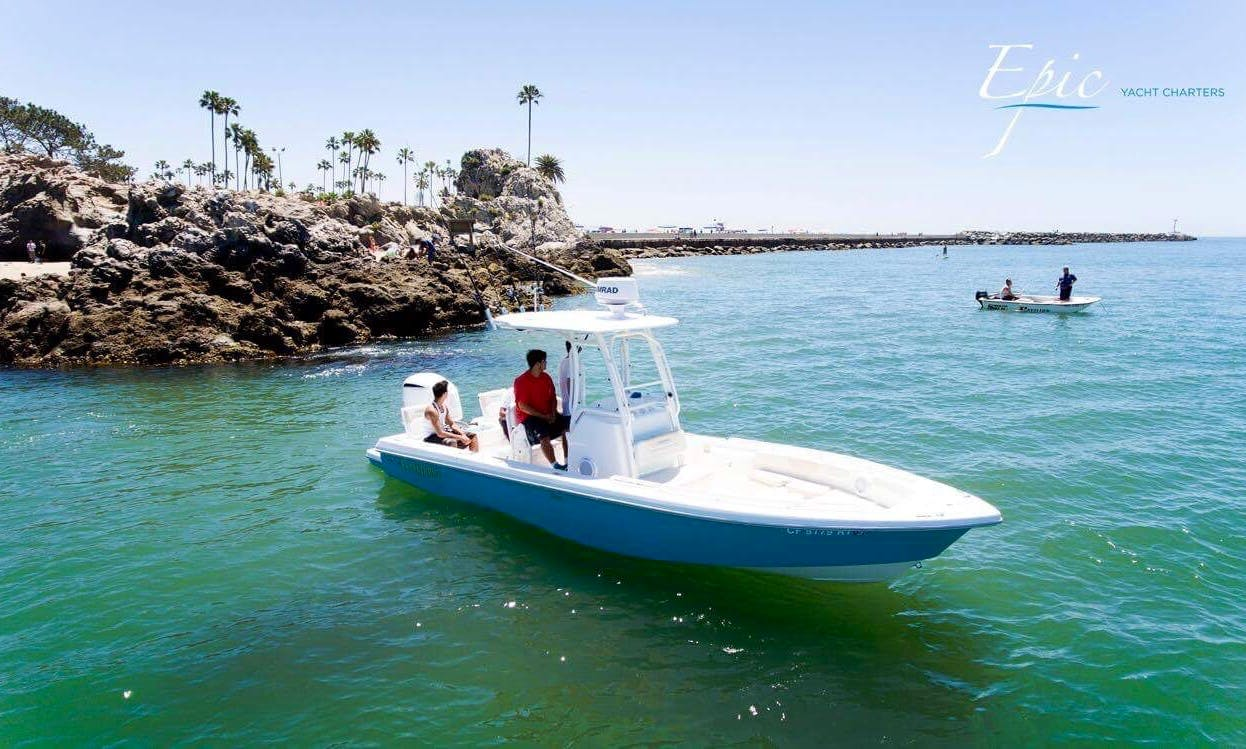 Center Console for rent in Newport Beach