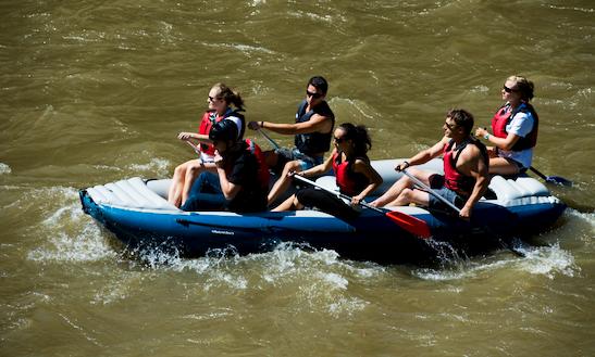 Enjoy Rafting Trips In Malá Skála, Czechia