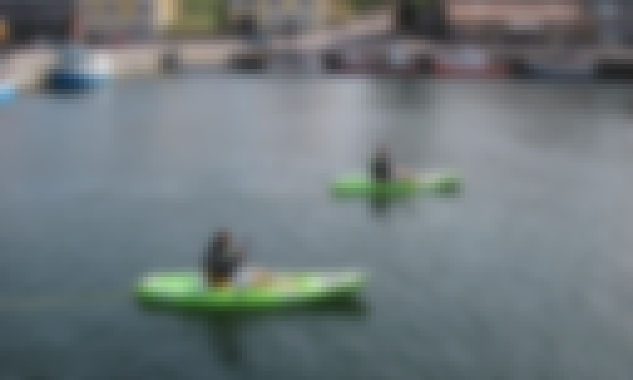 Enjoy Guided Single Kayak Tours in Hasle, Denmark