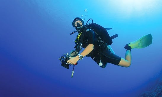 Enjoy Diving In Sharm El-sheikh, Egypt