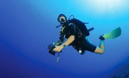 Enjoy Diving In Sharm El-sheikh, Egypt