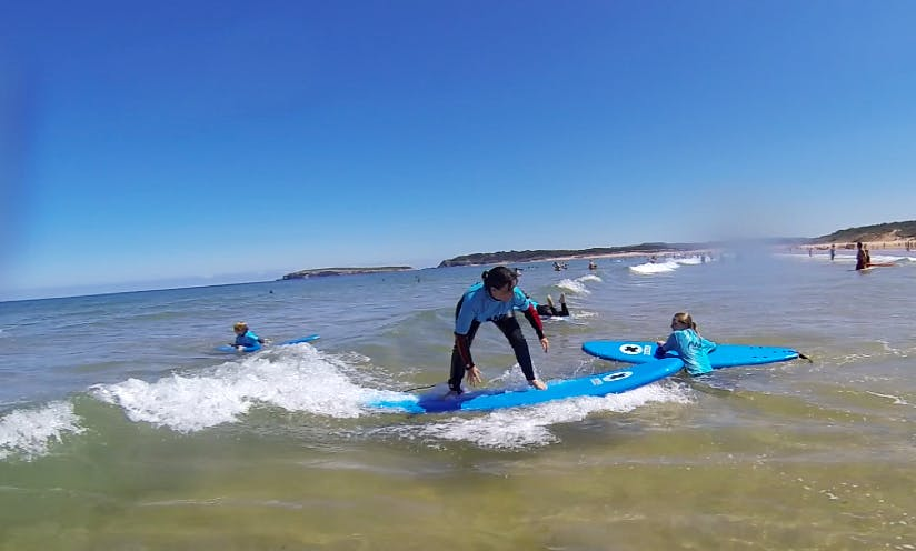 Surf Lessons in Cantabria, Spain