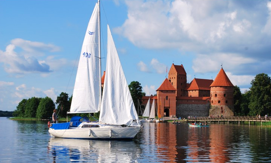 Rent A Day Sailer In Vilnius, Lithuania