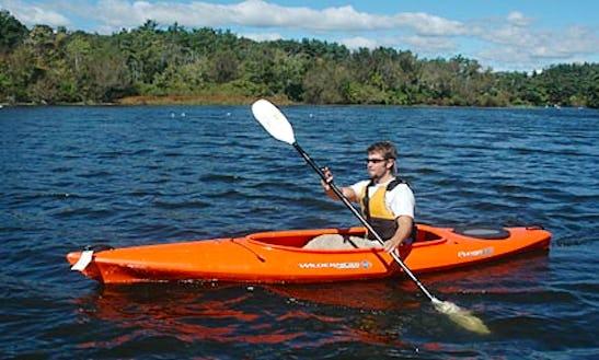 Kayak In Oakridge