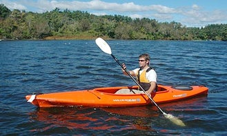 Single and Tandem Kayak Rental in Oakridge, Oregon