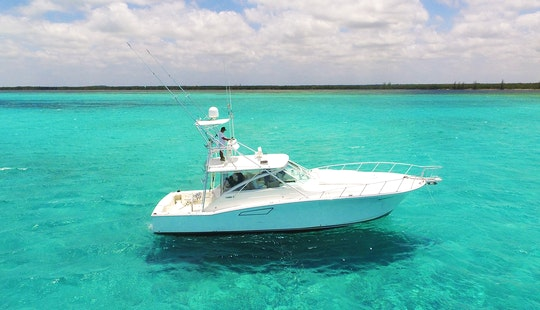 45ft Cabo Motor Yacht In Cozumel , Mexico