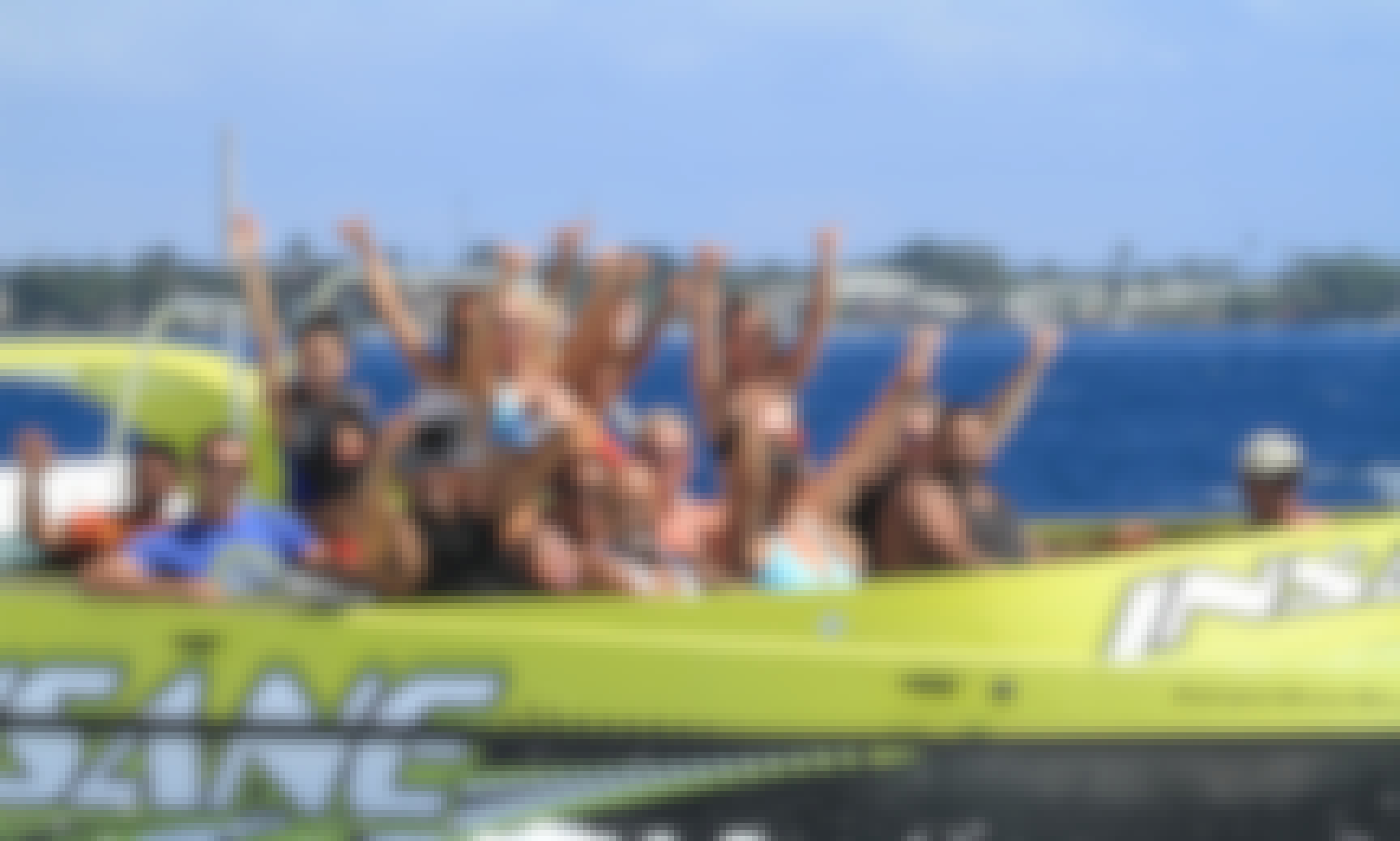 """""""InSane"""" Jet Boat 1 Hour Tours From Kaanapali Beach"""