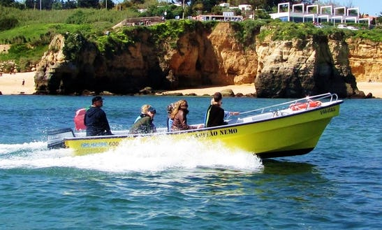 Ponta Da Piedade Grotto Boat Trip In Lagos