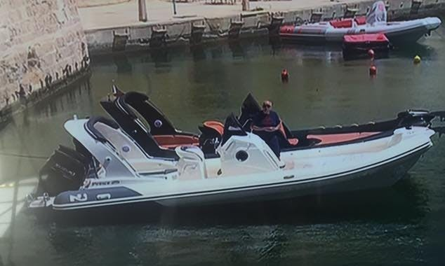 Rent a Rigid Inflatable Boat in Gżira, Malta