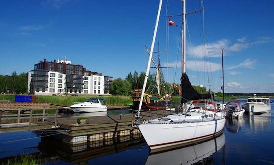 Charter An Elegant 7 Person Sailboat In Jūrmala, Latvia