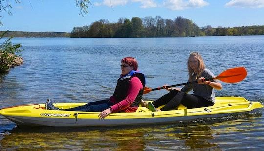 Single Kayak Rental In Großenbrode, Germany