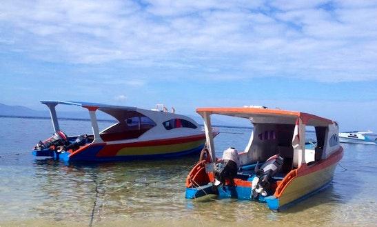 Charter A Motor Yacht In Sario, Sulawesi Utara