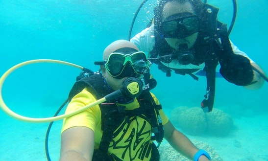 Enjoy Diving Trips In Langkawi, Kedah