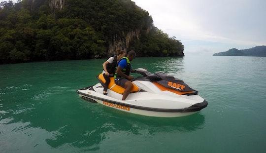 Enjoy Jet Ski Tours In Langkawi, Kedah