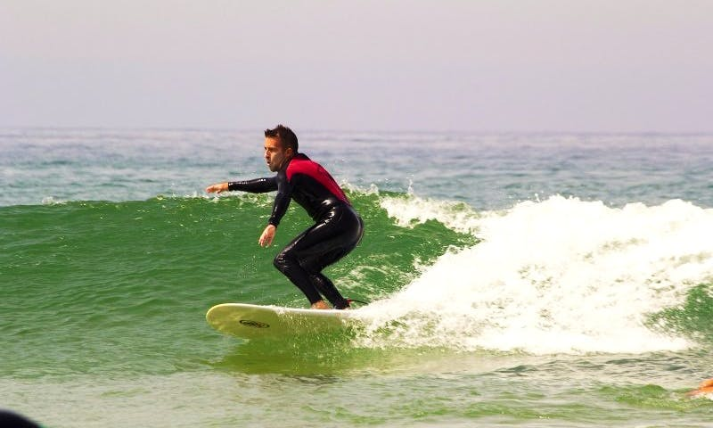 Enjoy Surf Lessons and Rentals in Cascais, Lisboa