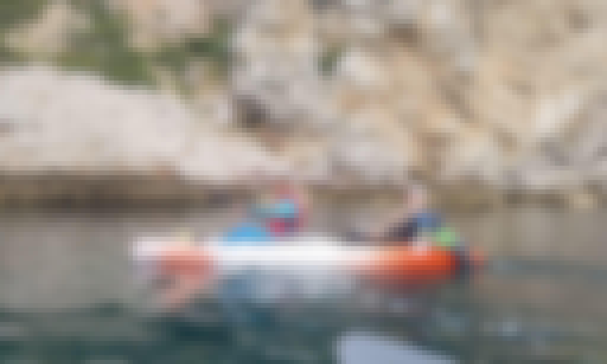 Enjoy Kayak Tours in Cascais, Lisboa