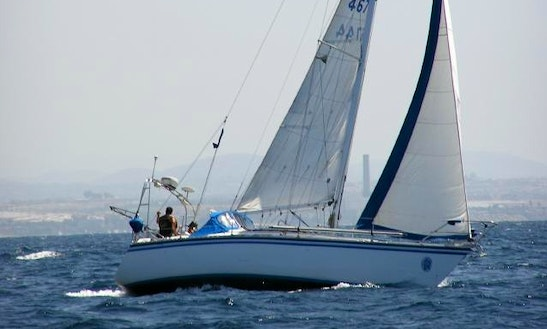Sailing Charters On 36ft