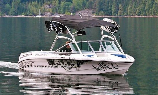 Enjoy North Vancouver On Super Nautique 210 Inboard Propulsion Boats