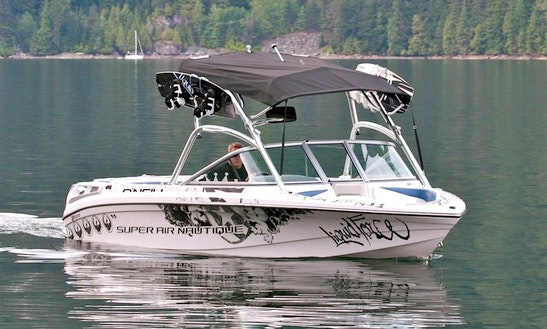 Enjoy North Vancouver On Super Nautique 210 Inboard Propulsion Boats