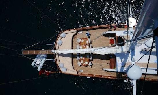 Deluxe Yucebey-1 Gulet Yacht Rental In Greece & Turkey