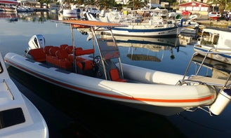 Rent 31' Lolivul Rigid Inflatable Boat in Splitsko-Dalmatinska, Croatia