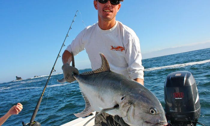 Sportfisherman Boat Fishing Charter In Paquera, Costa Rica