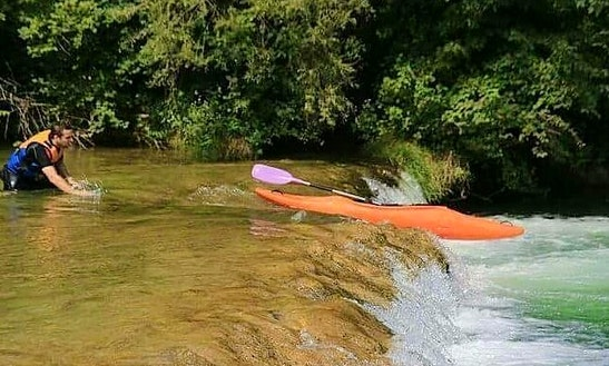 Enjoy Kayak Tours In Karlovac, Croatia