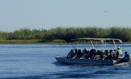 Passenger Boat Rental In Kasane