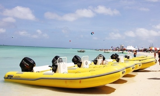 Ultimate Island Boat Tour In Noord, Aruba