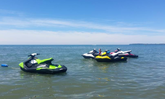 Sea Doo Jet Ski Rental In Wainfleet, Canada