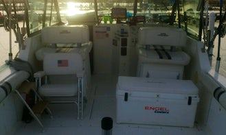 Fishing Charter Dunkirk New York, Eastern Lake Erie