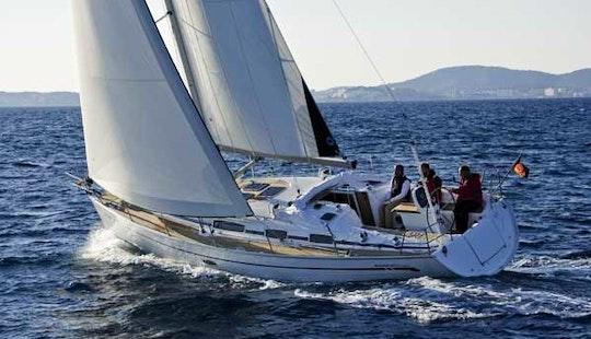 Charter 38' Bavaria Cruising Monohull In Mali Lošinj, Croatia