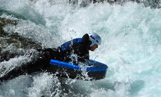 Enjoy Hydrospeeding In Runaz, Valle D'aosta