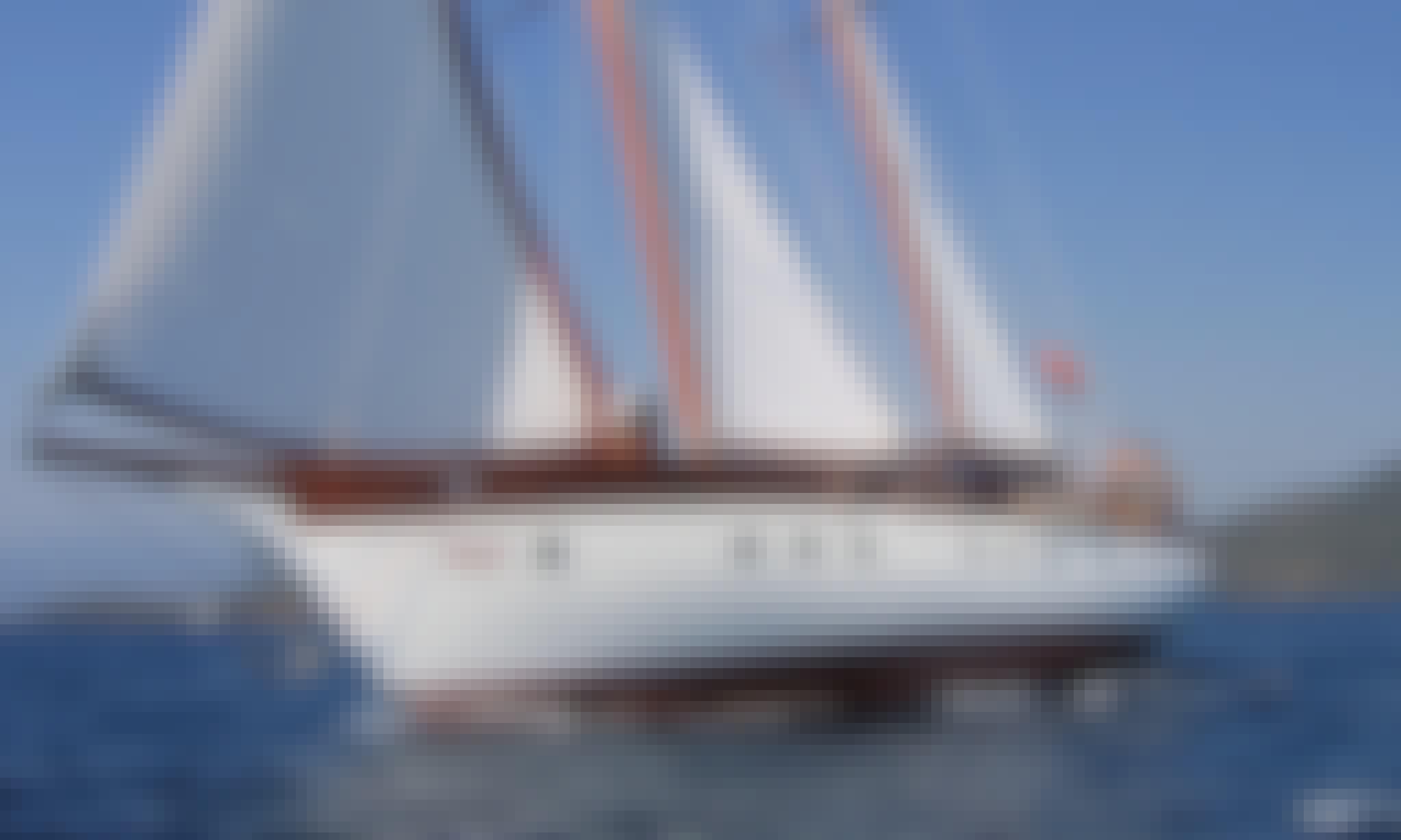 Charter 69' Isla Yacht Gulet in Muğla, Turkey