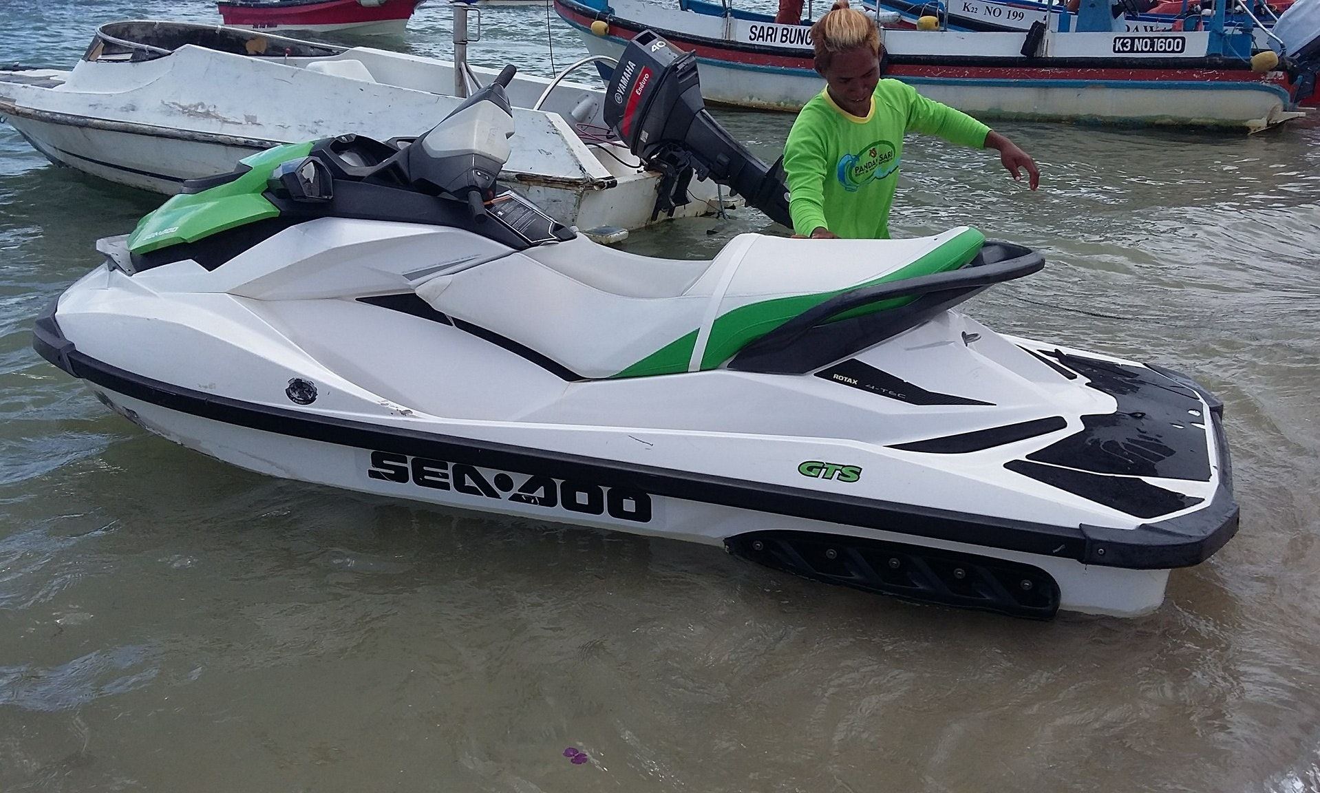 Rent Seadoo Jet Ski In Kuta Selatan Bali Getmyboat