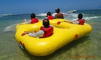 Rolling Donut Rides for 4 People in Kuta Selatan, Bali