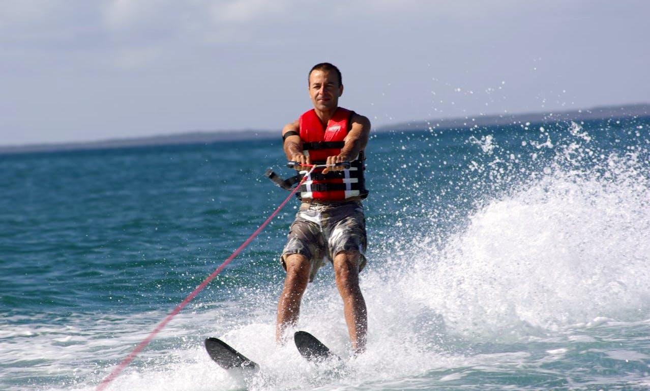 Guided Water Skiing Experience in Kuta Selatan, Bali