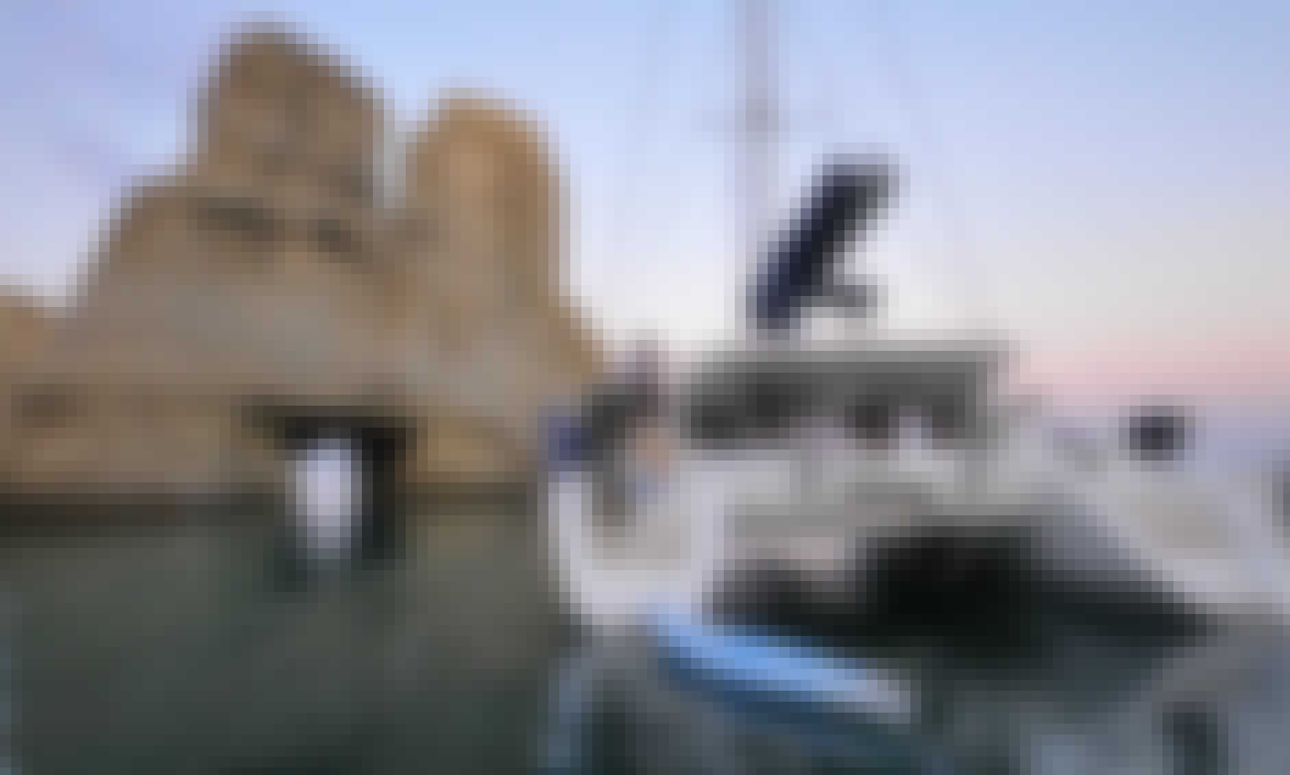 "Crewed Charter on ""Idea!"" Lagoon 500 Catamaran in Alimos, Greece"