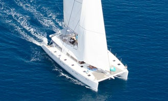 Crewed Charter on S/CAT Nova Lagoon Catamaran in Alimos, Greece